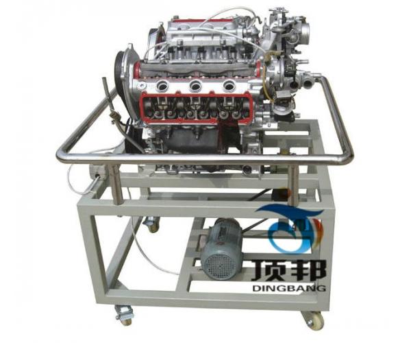 V6发动机解剖展示台