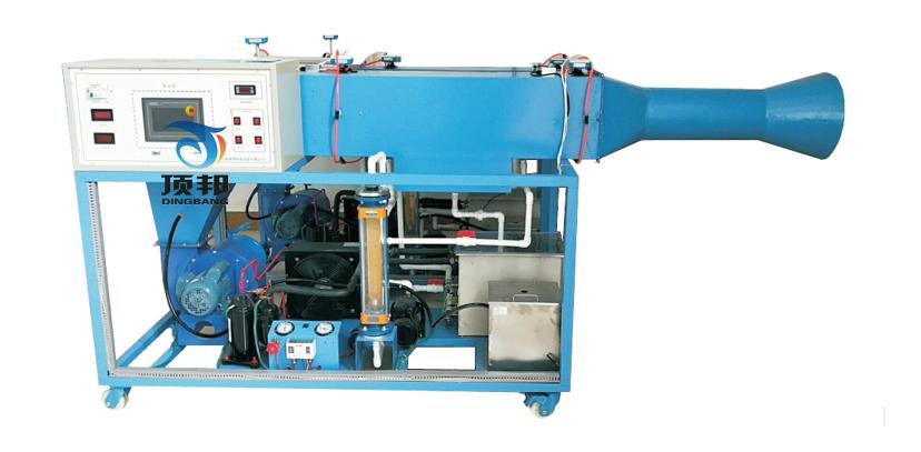 表冷器喷水室性能测定实验台