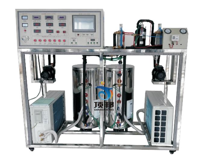 热泵-压缩机性能实验系统