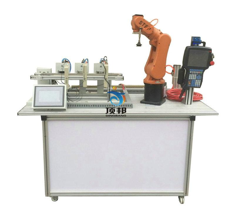 机器人光机电一体化分拣实训系统